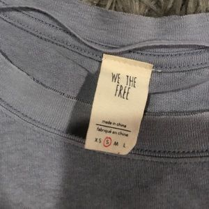Free People Tops - Free People Sugar Rush Shirt